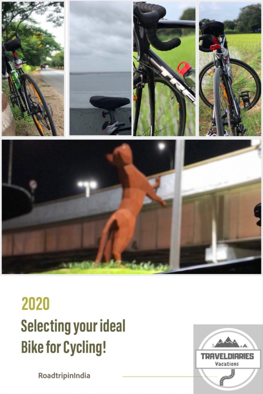 selecting a Roadbike