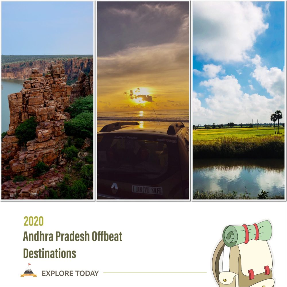 Andhra Pradesh Offbeat Destinations