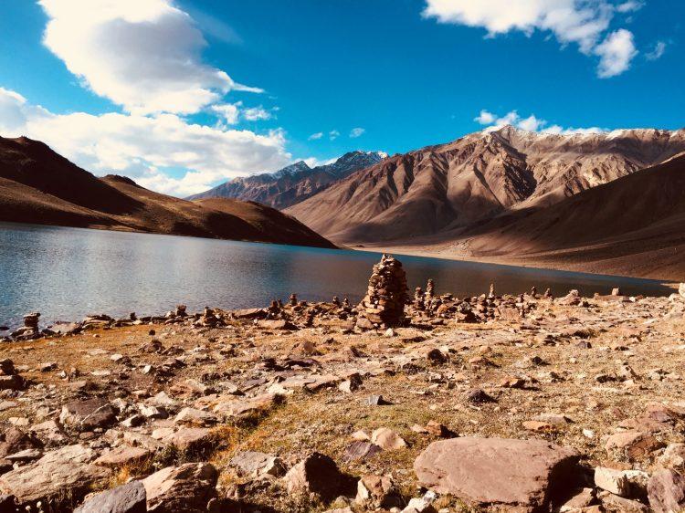 Spiti Circuit - Chandrataal Lake