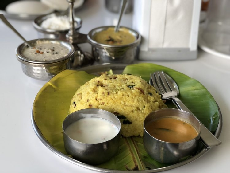 Pongal a South Indian breakfast option